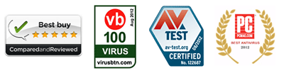 Spyware Doctor with AntiVirus - Awards