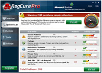RegCure Pro - Full Version