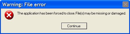 9129837.exe error